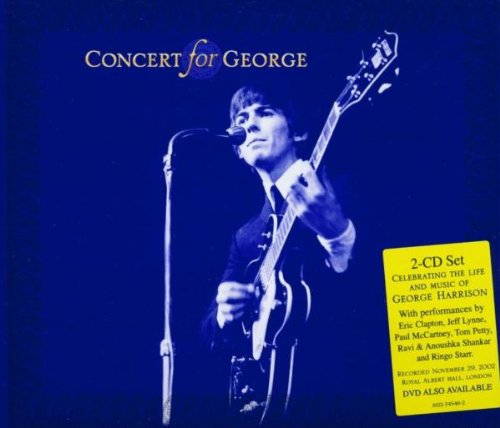 George Harrison, Concert for George full album zip