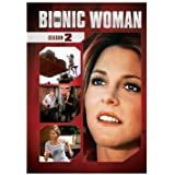 The Bionic Woman Season 2 DVD (Full Frame)