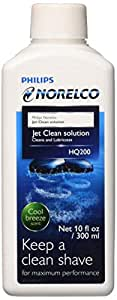 Phillips Norelco Clean Jet Solution 10 Ounce Cool Breeze Scent (295ml) (6 Pack)