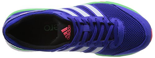 adidas Verde Adizero Mujer 5 Zapatillas Woman Azul Boston rrq0v