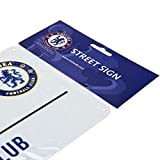 Chelsea FC Authentic Stamford Bridge Metal Street