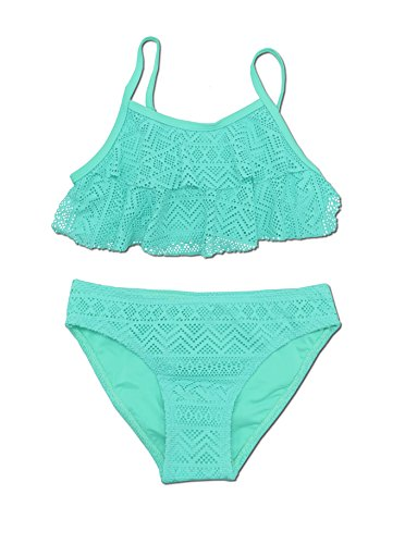 Ruffle Bikini Bathing Suit - 9