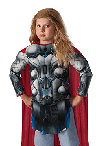 Avengers 2 Age of Ultron Child's Thor Wig (Avengers 2 Boys Thor Costume)