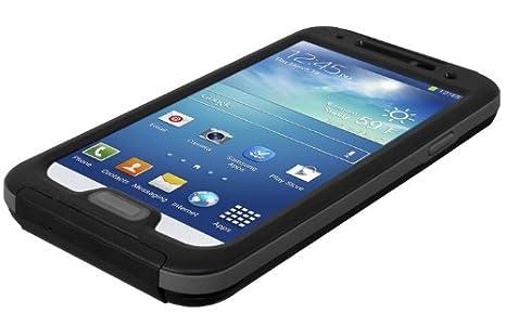Seidio CSWSSGS4-BG Obex - Carcasa impermeable para Samsung Galaxy S4, color negro y gris