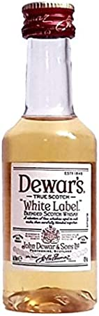 DEWAR'S WHITE LABEL BOTELLA DE 5 CL