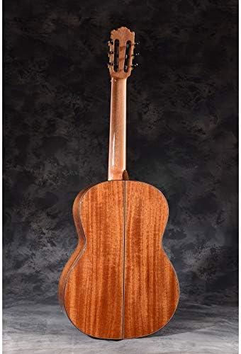 Guitarra Clásica MARTÍNEZ modelo ESPAÑA ES-10C Tapa de Cedro, TODO ...