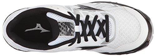 Mizuno Vrouwen Wave Bolt 7 Volleybal Schoen Wit / Zwart