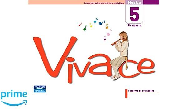 Vivace 5 pack cuaderno de actividades comunidad valenciana ...