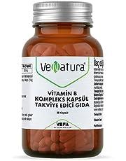 Venatura Vitamin B Kompleks Kapsül Takviye Edici Gıda 1 Paket (1 x 1 Adet)