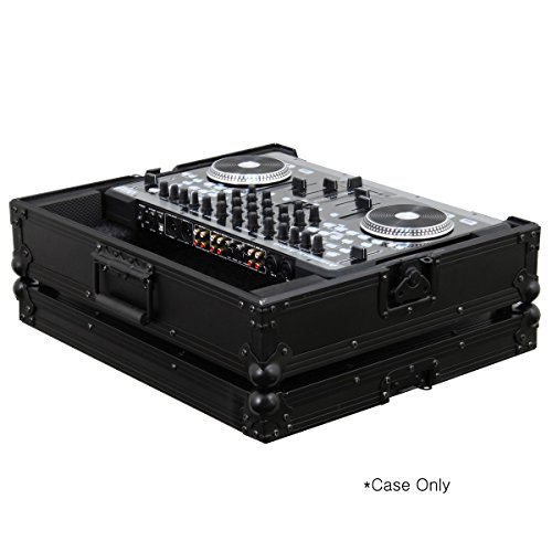 Odyssey Cases FRVMS4BL | Black Label American Audio VSM4 VSM4.1 DJ MIDI Controller Flight Ready Case
