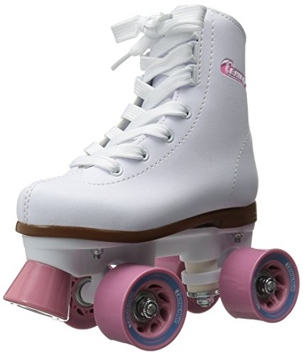 Girls Adjustable Quad Skate - 9