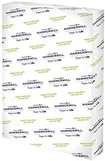 product image for Hammermill Cardstock, 80 lb, 216 GSM, Premium Color Copy, 19 x 13-1 Pack (250 Sheets) - 100 Bright, Made In The USA Card Stock