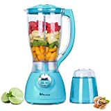 MYONAZ 2L Household Blender with A Grinding Cup Attachment...