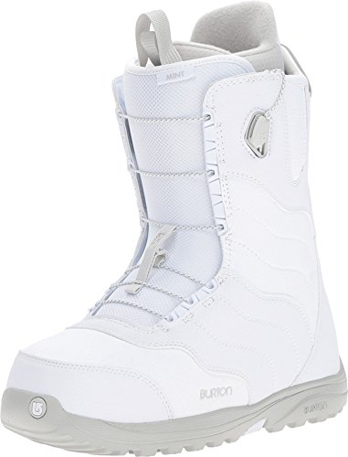 BURTON NUTRITION Burton Mint Snowboard Boot - Women's White/Gray, 5.5