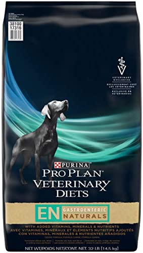 Purina Pro Plan Veterinary Diets EN Gastroenteric Naturals Dry Dog Food 32 lb