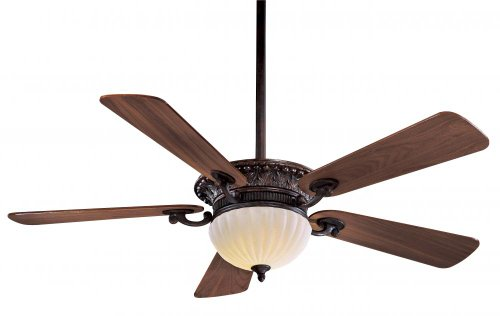 Minka-Aire F702-VB Minka Aire Eight Light Ceiling Fan, Volterra Bronze