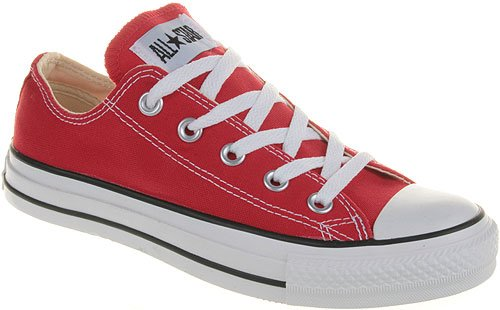 Converse Low Chucks Rot
