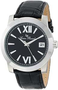 Lucien Piccard Women's LP-10026-01-BK Bordeaux Analog Display Japanese Quartz Black Watch