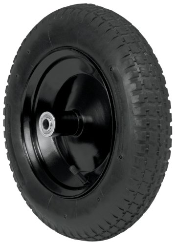 Pinder 33451 Small Tire with Rim, Ball Bearings and Axle