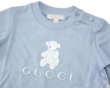 4f41f676a506 Amazon | (グッチ)GUCCI ベビー服 長袖 ライトブルー [並行輸入品] | ベビー&マタニティ | ベビー&マタニティ 通販
