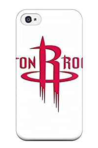 Series Skin Case Cover For Iphone 4/4s(houston Rockets Basketball Nba (16) )