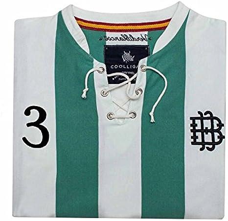 Coolligan 1907 Verdiblancos Camiseta, (Tamaño del Fabricante:XXL ...