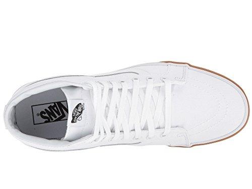 HI Vans True BROWN White True Bumper SHOES XH4DX3 SK8 Gum SPORTS White wxOBqCxg