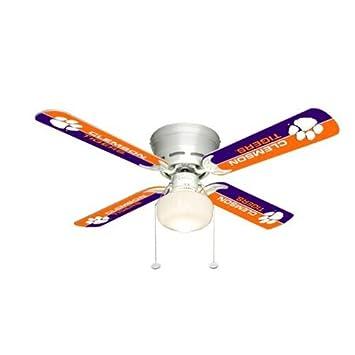 Ceiling Fan Designers Clemson Tigers 42 Ceiling Fan