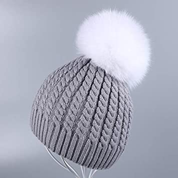 a74454dd1e8 HOKUGA  winter hat - winter hat for girls- papakha winter hat- cute winter