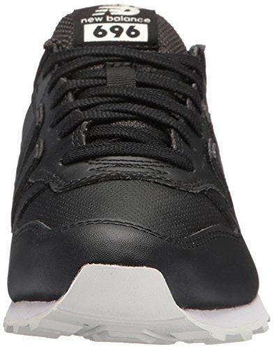 Nieuw Evenwicht Vrouwen 696 V1 Sneaker Zwart / Zwart