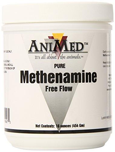 AniMed Methenamine Pure Multi-Species Pet Supplement, 16-Ounce