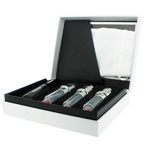 Travalo Classic HD Bag Sprays Set of 3Refills Black TR65CLXPSEBLA