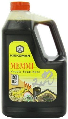 Kikkoman Memmi Noodle Soup Base, 64 -