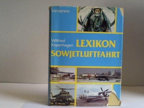 Lexikon Sowjetluftfahrt