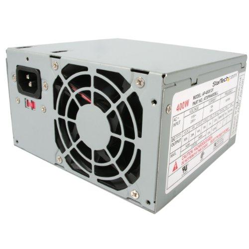 StarTech PW400DELL 400 Watt ATX 12V 2.01 Dell Replacement Co