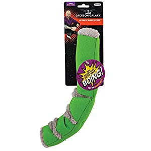 Jackson Galaxy Hunting Instincts Kicker Cat Toy with Catnip 51