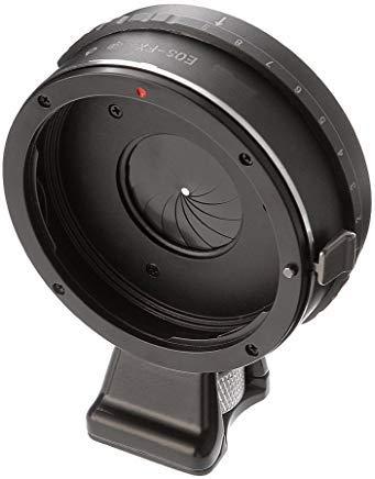 Fotga Built-in Aperture Control Adapter Canon EF Lens to Fujifilm Fuji X-Pro1 X-Pro2 X-A1 X-E1 X-E2 X-T1 X-T2