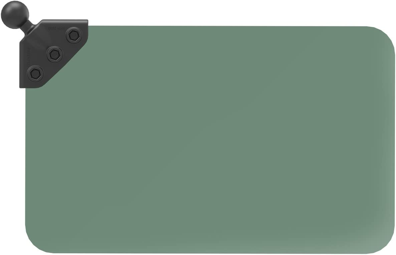 Ram Mount RAP-393-G1U Visor 50/% Tint Green