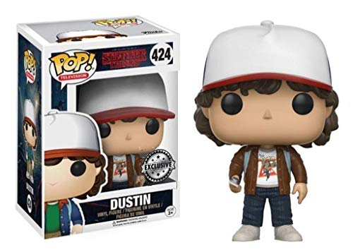 Funko 599386031 - Figura Stranger Things - Dus