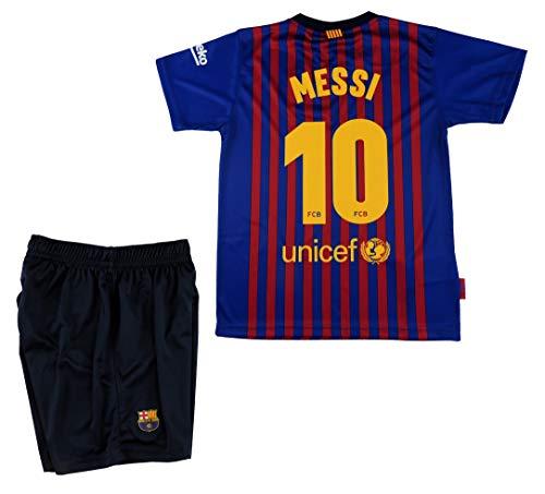 FCB BARÇA Box 1ª Equip 2018-2019 Messi T-10: Amazon.es: Ropa y accesorios