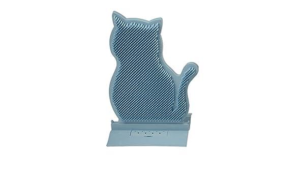 Balacoo - Cepillo para arañar el Peine de Masaje en ángulo para Gatos, para Animales domésticos: Amazon.es: Productos para mascotas