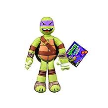 Turtles Teenage Mutant Ninja Sling Shouts Talking Donnie Plush Toy