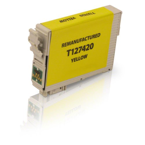 12 Pack Remanufactured Inkjet Cartridges for Epson T127 #127 T127120 T127220 T127320 T127420 Compatible With Epson Stylus NX530, Stylus NX625, WF-7010, WF-7510, WF-7520, WorkForce 545, WorkForce 60, WorkForce 630, WorkForce 633, WorkForce 635, Workforce 6 Photo #2
