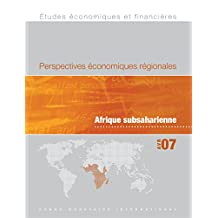 Regional Economic Outlook, April 2007 (French Edition)