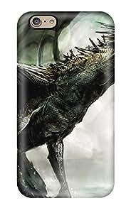Best 9387984K98651217 New Premium Flip Case Cover Dragon Skin Case For Iphone 6