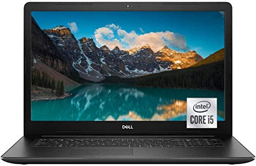 "2021 Newest Dell Inspiron 3000 17.3"" FHD Laptop Computer, Intel tenth Gen 4-Core i5-1035G1 (Turbo to three.60Ghz), 16GB DDR4 RAM, 1TB SSD, DVD, Webcam, Bluetooth, Wi-Fi, HDMI, Win10, Black + Oydisen Cloth"