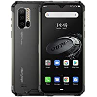 Ulefone Armor 7E(2020) Rugged Smartphone - 4GB RAM +128GB ROM, 48MP +16MP Camera, 6.3-inch FHD+ Screen Android 9.0 IP68…
