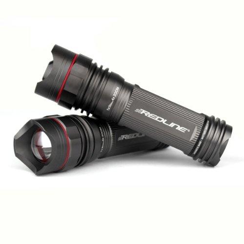 Nebo 5956 Se Redline Flashlight, Gray