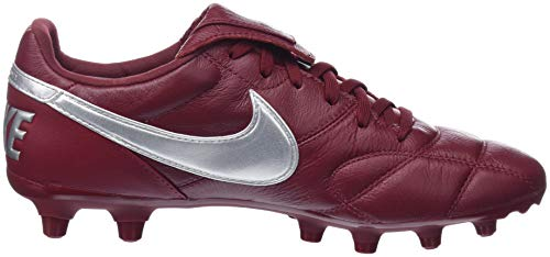 Red Fg Basse Ginnastica Red Multicolore Scarpe da 606 Metallic Silver Premier II Team NIKE Uomo Team The tqF0PP