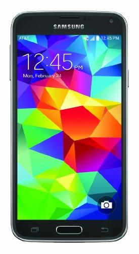 Samsung Galaxy S5, Black 16GB (AT&T)